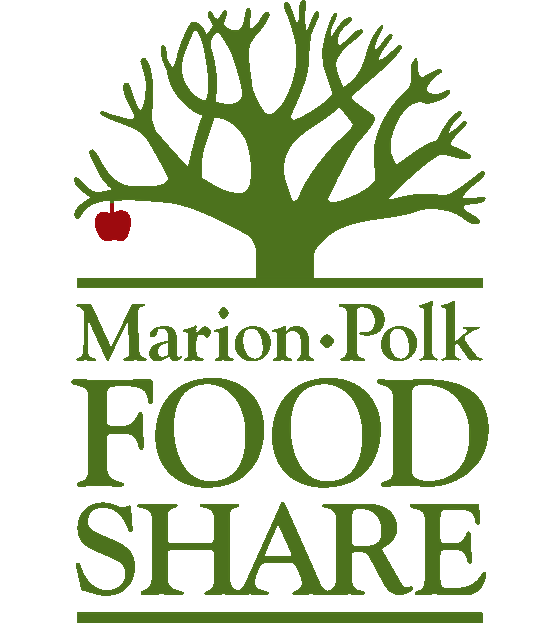All proceeds benefiting the Marion-Polk Food Share